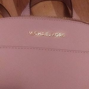 NWT Michael Kors Back pack. Firm price no lower